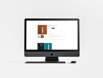 Refonte du site internet WordPress et Woocommerce et Référencement naturel pour Ode Cosmétiques