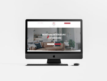 Création site internet et référencement naturel local à Castries pour CT Peinture et Déco