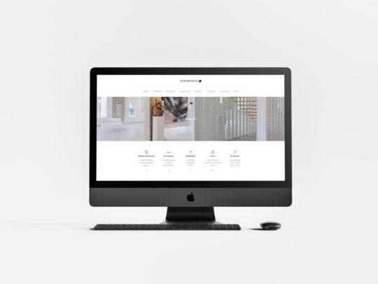 Création du site internet wordpress de la société des galeries d'art, Art et Patrimoine